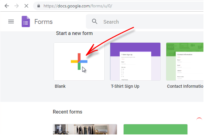 How To Create A Google Form That Doesn T Require Sign In To Fill Html Form Guide